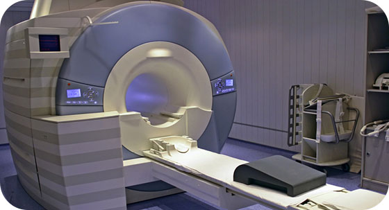 MR Imaging Machine